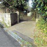 接道の門(外観)