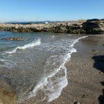 砂浜の海(周辺)
