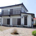 館山(浜田)浜田海岸90m 高台の和風庭園 ベランダから海望5LDK