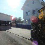 車庫&駐車場(外観)