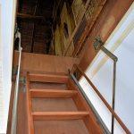 ロフト階段(内装)