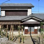 館山(安布里)広い庭の全室南向き閑静戸建住宅4DK&物置有・果樹菜園OK
