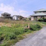 館山(那古)海350m 閑静な住宅地