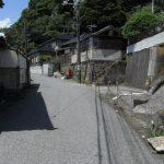 接続道路(周辺)