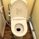 水洗トイレ(内装)