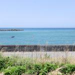 南房総(高崎)対岸の富士一望・海へ最前列の区画