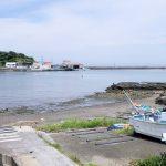 波左間漁港(周辺)