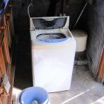 洗濯機(土間)(内装)